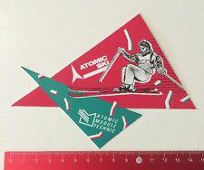 Aufkleber/Sticker: Atomic Ski - Atomic Module Technic (010616177)
