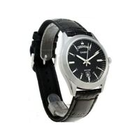 Casio New Original MTP-1370L-1A Analog Mens Watch Leather Band WR50M MTP-1370