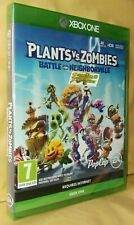 Plants vs Zombies Battle for Neighborville XBOX ONE XB1 NEW SEALED Free UK p&p