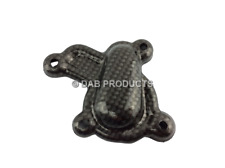 DAB PRODUCTS MONTESA 4RT & 4RIDE CARBON WEAVE LOOK WATER PUMP COVER 2005-2020
