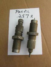Pacific reloading dies 257R