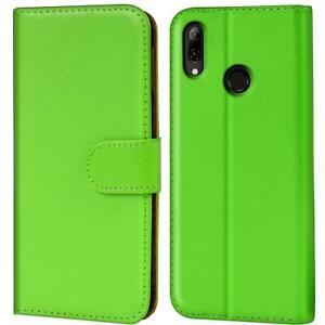 Schutz Hülle Für Huawei P Smart 2019 Handy Klapp Schutz Tasche Book Flip Case