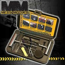 Mean Mother 4x4 Heavy Duty Off-Road Emergency Tire Repair Kit with Hard Case NEW