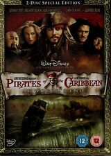 Pirates of the Caribbean.  2 Disc Special Edition
