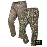NEW BANDED GEAR MENS TEC FLEECE CAMO WADER PANTS - B1020005 -