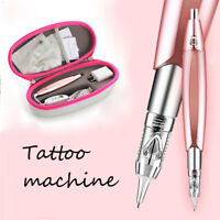 Electric Tattoo Microblading Pen Permanent Makeup Eyebrow Lip Eyeliner Machine