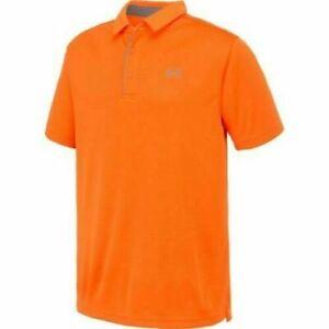 Under Armour 1290140 Men's UA Tech Loose-Fit Golf Polo Shirt Size CHOOSE NEW