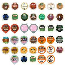 Decaf Coffee(no flavored)Single Cup For Keurig K cup Variety Pack Sampler,40 ct