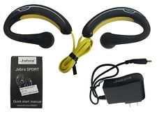 Jabra Sport Wireless+ Plus Bluetooth Stereo Headset Built-In Heart Rate Monitor