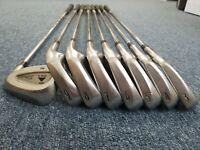 Titleist DCI 962 Iron Set 3-PW Dynamic Gold S300 Stiff Flex Steel Shafts