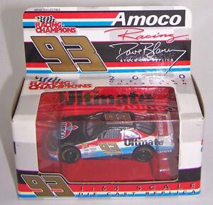 2000 Racing Champions 1:64 DAVE BLANEY #93 Amoco Pontiac Grand Prix in Promo Box