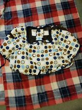 Polka Dot Baby Boy Cart Cover