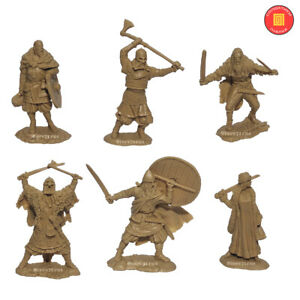 Publius Toy Soldier Vikings Set #2 Scale 1/32 Collectible New Release 2021
