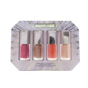 Fenty Beauty by Rihanna Glossy Posse: Mini Gloss Bomb Collection 4x5.5ml Womens