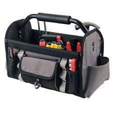 Portwest TB02 soft shell big mouth open tool bag 410mm long