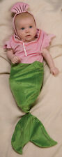 Baby Mermaid Costume  ( 0-9 Months ) 885392