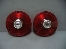 63 Ford Falcon taillight lens 62 Fairlane tail lamp back up Ford licensed