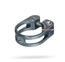Shimano PRO Performance Seat Post SeatPost Clamp,  34.9mm, Gray Grey