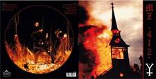 Mz.412 Burning The Temple Of God LP Black Vinyl 2017 Ltd.206
