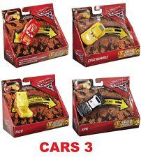 Mattel Disney Cars 3  / Crazy 8 Crasher / Auswahl an Cars