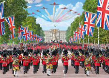Gibsons - 500 PIECE JIGSAW PUZZLE - Trooping The Colour London