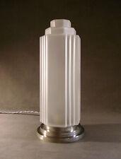 GRANDE LAMPE BUILDING MODERNISTE ART DECO SKYSCRAPER  – GRATTE-CIEL 1930
