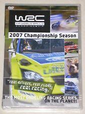 WRC FIA World Rally Championship 2007 Season DVD - Sébastien Loeb - Citroën C4