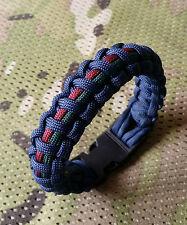 The Black Watch 550 Paracord Bracelet