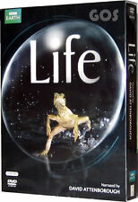 Life David Attenborough BBC TV Documentary Series Planet Earth Makers 4 DVD New