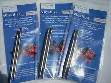 "HiyaHiya 9.0mm x 5"" (12.7cm) Steel Interchangeable Tips - Knitting Needles"
