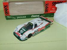 JAGUAR XJR-9 N°60 vainqueur DAYTONA 1988 ONYX