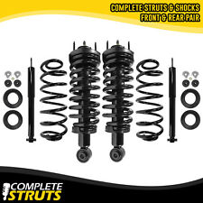 2003-2011 Lincoln Town Car Complete Air to Struts & Coil Springs Conversion Kit