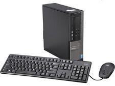 Dell Optiplex 3020 Small Form Intel i7-4790 8GB 256GB SSD Win8.1Pro Warranty
