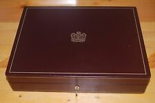 Weeda Canada Gold Plated Sterling Silver Stamp Collection, Rare complete!