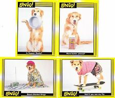 1991 Bingo - Complete 110 Card Set * Pacific Trading Cards * Tri-Star Pictures *
