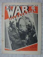 The War Illustrated #50: Hitler, Jersey, Home Guard, Churchill, Stalin, Navy WW2