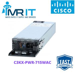 Cisco C3KX-PWR-715WAC 3850 715W AC POWER SUPPLY