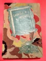 1953 GABRIELA MISTRAL ANTOLOGIA Ed ZIG ZAG CHILE BEAUTIFUL COVER XRARE