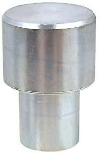 """Ground Post Driver For 1 5/8"""" OD Pipe - Post Driver CapnCategory 1: Post Drivers"""