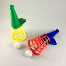Großhandel & Sonderposten Fangballspiele Fangballspiel Fangbecher 18 cm Geschicklichkeitsspiel Becher Spielzeug