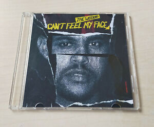 THE WEEKND Can't Feel My Face CD Promo 2015 1trk Dutch?