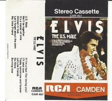 ELVIS Presley - The U.S. Male / Cassette, Tape, RCA / CAMDEN, No.: CAM 457  ! !