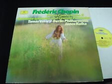 CHOPIN°CONCERTO No. 2<>TAMAS VASARY<>Lp Vinyl~Canada Pressing<>DGG 2535 221