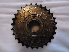 SHIMANO 6 SPEED FREEWHEEL 14 - 28T TZ20