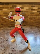 Power Rangers Lightning Collection Lost Galaxy Red Ranger Loose Incomplete