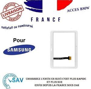 VITRE ECRAN TACTILE POUR SAMSUNG GALAXY TAB 4 10.1 T530 T531 T533 535 Blanc