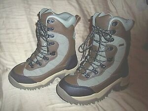 Womens 7 Inferno 2000-Gram Insulated Boots Extreme Cold Weather Hunting Boots