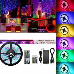 Waterproof 5050 3528 RGB 5M 10M 15M 20M 300 LED SMD Outdoor LEDS Strip Lights AU