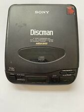 Sony Discman D-33 Portable Disc Player