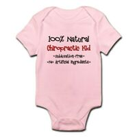 CafePress Chiropractic Kid Infant Bodysuit Baby Bodysuit (73717446)
